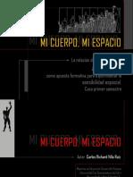 Cuerpo Espacio Relacion Villa 2015 Sustentacion