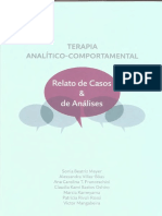 TERAPIA ANALÃ_TICO-COMPORTAMENTAL, Relato de Casos e de AnÃ_lises - Sonia Beatriz Meyer (Org) [INDEX BOOKS].pdf