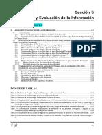 Rv - Capitulo 05 Analisis y Evaluacion de Informacion