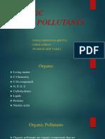 Organic Pollutants (2)