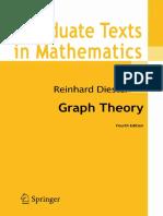 (Graduate Texts in Mathematics'', 173) Reinhard Diestel-Graph Theory (Graduate Texts in Mathematics), Fourth Edition-Springer (2010) (1)