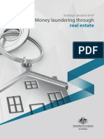 Money Laundering Through Realestate