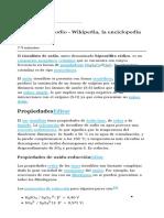 Tiosulfato de Sodio - Wikipedia_ La Enciclopedia Libre