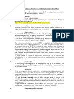 Guia Para Elaborar Protocolo de Investigación y Tesis