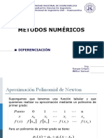 Aproximacion Newton Regresiones