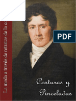 Costuras y Pinceladas - José María Coronel