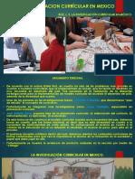 Lectura 4 y 5- La Investigacion Currícular en Mexico. Estela Ruiz.---lectura 5 Desarrollo Curricular- Armando m. Ibarra