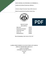 Laporan Geostatistika Dan Pemodelan Sumberdaya