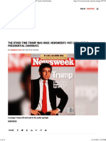 The Other Time Trump Was Huge_ Newsweek's 1987 Look at the Presidential Candidate