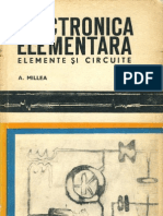 A. Millea - Electronica Elementara - Elemente Si Circuite