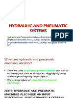 Pneumatic and Hydraulic Systems 8 & 9