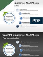 6 Spheres Agenda PPT Diagrams Standard