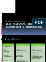 Kuliah Radiologi Prinsip Radiodiagnostik Radioterapi - Dr Rita Budianti