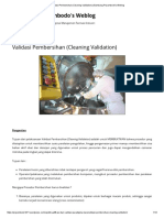 Validasi Pembersihan (Cleaning Validation) _ Bambang Priyambodo's Weblog.pdf