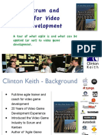 Agile Scrum and Kanban for Video Game Development