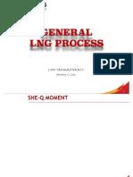 General LNG Process