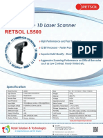 RETSOL LS500 Profile v1.1 Oct