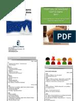 Programa del Festival de Navidad 17