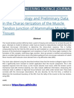 New Methodology and Preliminary Data ... -  EMS Publishers Journals LLC, USA