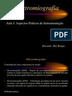 Electromiografia I - Aula I