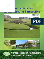 Urban and PeriUrban Horticulture