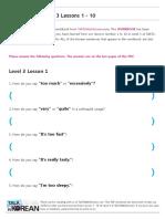 TTMIK Workbook Level 3