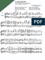 Brahms 4 Mani
