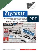 [Tiɣremt] Taɣamsa Yuran s Tmaziɣt – PDF 09 Pages