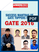 Success Mantras of GATE Toppers for GATE 2016.pdf