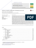 Advances in Genetic Modification of Pluripotent Stem Cells - BA 31-2013