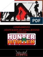 Manual Adaptacion Hunter x Hunter v1.0.1