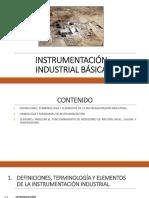 Presentación Instrumentación