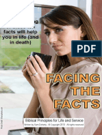1 Facing the Facts