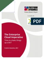 2017 Enterprise Cloud Imperative