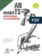 Human Rights Unesco (recent) FAQs