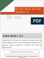 Exposé Déclarations is 04.12.13