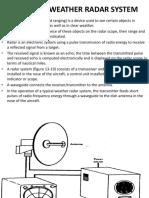 Airborne Weather Radar System.docx