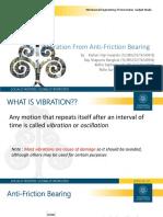 Vibration Anti Friction Bearing.pptx