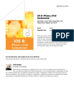 Ios 8 iPhone y iPad Fundamental