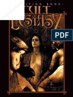 Tradition Book - Cult of Ecstasy (Rev)