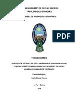 T-2079 Evaluacion Productiva de La Valerianella Locuta