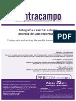 Fotografia e escrita