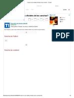 Cuales Son Las Medidas Oficiales de Las Canchas_ - Taringa!