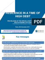 Resilience in a Time of High Debt November 2017 OECD Economic Outlook Presentation