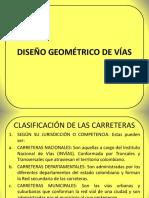 Diseño Geométrico de Vías 2