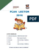 Proyecto de Plan Lector_2016