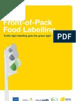 Traffic Light Food