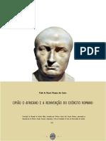 Cipião o Africano e a Reinvenção Do Exército Romano