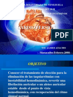 Cardioversion James