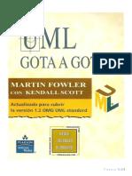 UML Gota a Gota, Martin Fowler, Kendall Scott (Prentice-Hall)-1